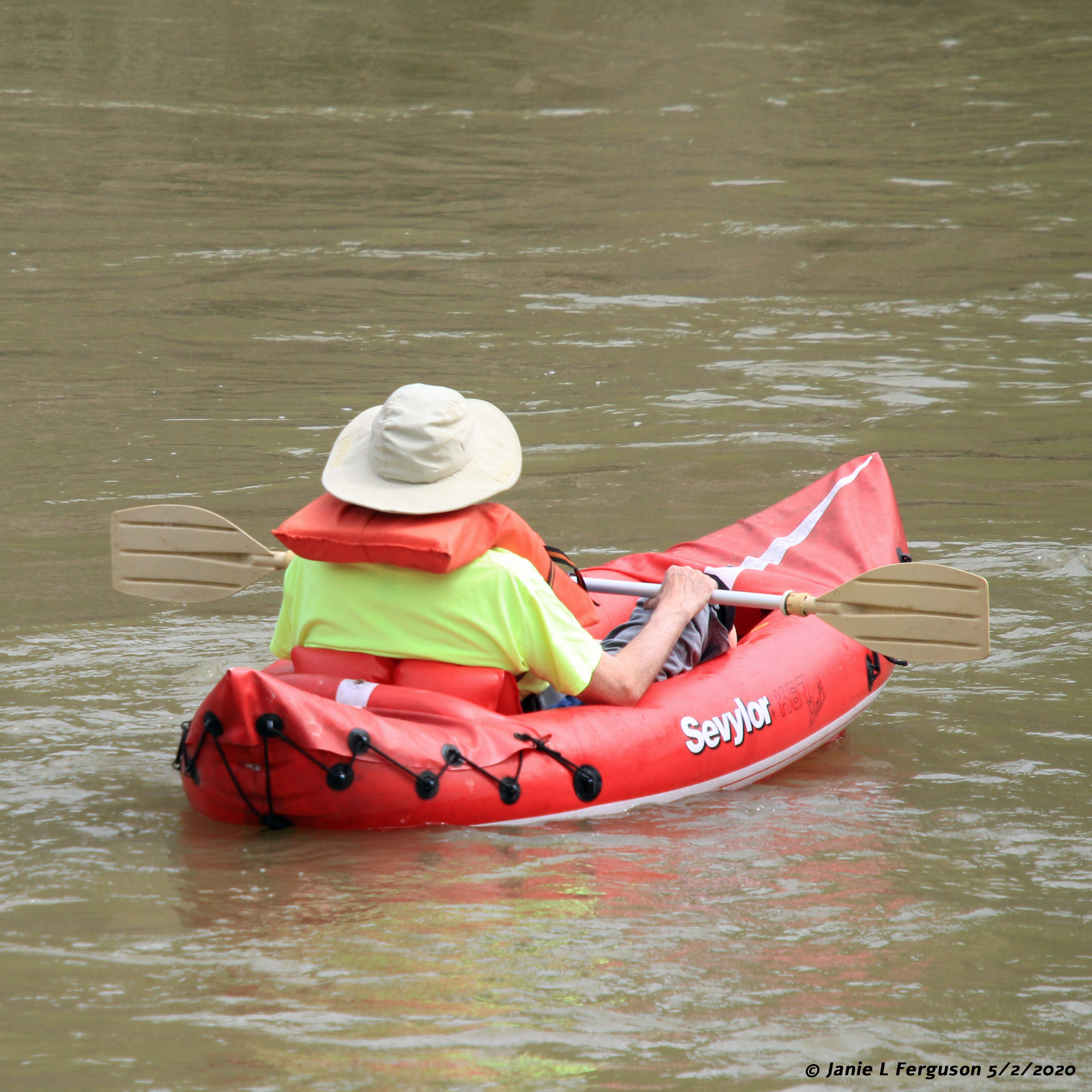 Kayaking Canisteo River | Cameron Mill NY