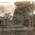 Rathbone, NY Main Street | Steuben County Historical Society